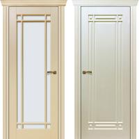 Установка межкомнатных дверей Геона Омега