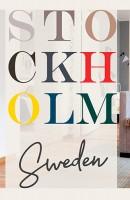 ВФД шведская коллекция Стокгольм
