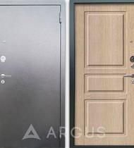 Установка входной двери Аргус АС Сабина старое дерево