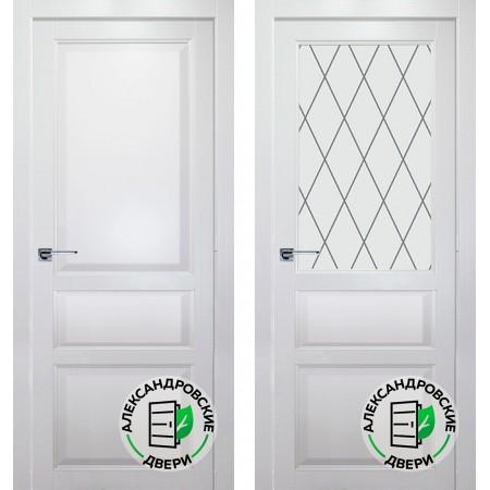 Межкомнатные двери Каролина