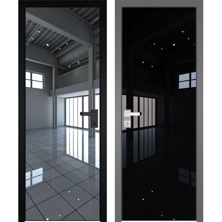 Алюминиевая межкомнатная дверь ProfilDoors 1AGK
