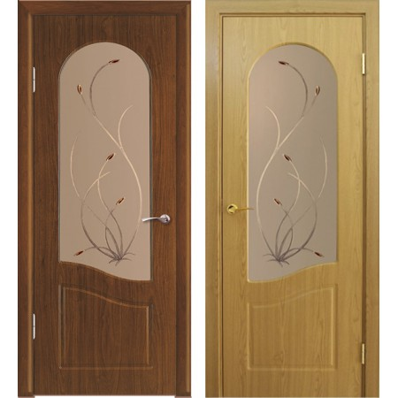 Межкомнатные двери Геона Классик Анастасия