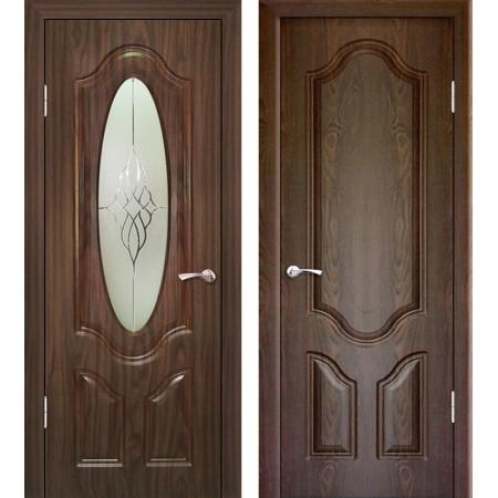 Межкомнатные двери Геона Классик Глория