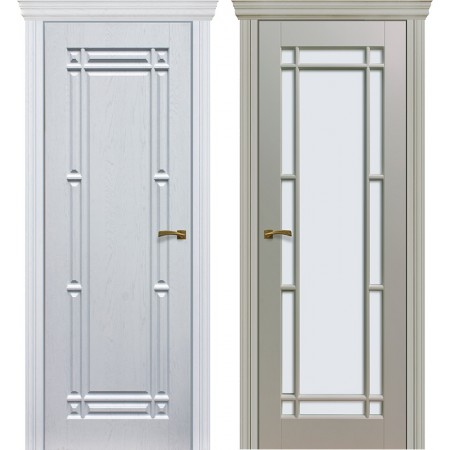 Межкомнатные двери Геона Классик Омега-2