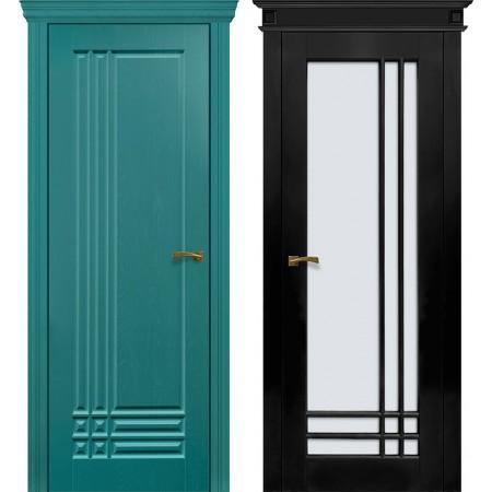 Межкомнатные двери Геона Классик Омега-3