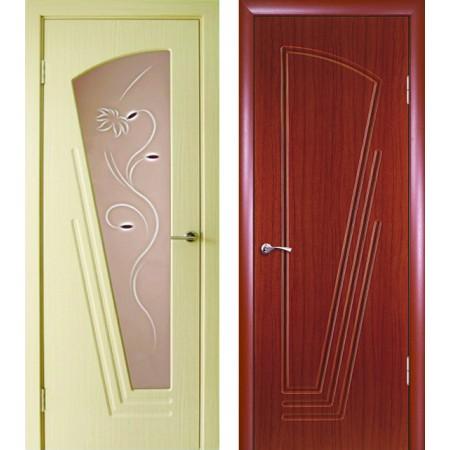 Межкомнатные двери Геона Классик Парус