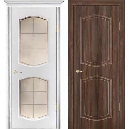 Межкомнатные двери Геона Классик Ричи