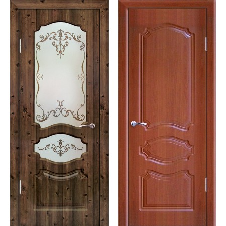 Межкомнатные двери Геона Классик Виктория