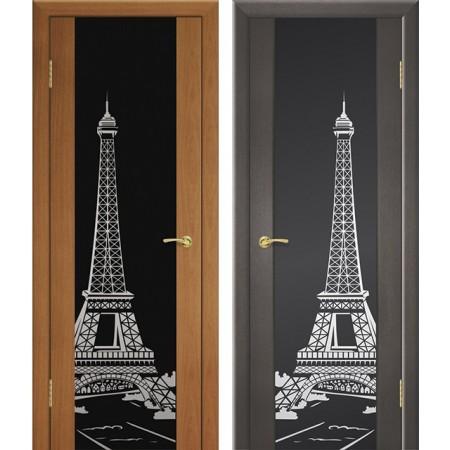 Межкомнатные двери Геона Триплекс Париж