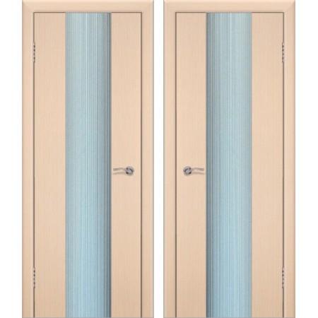 Межкомнатные двери Геона Триплекс Вертикаль