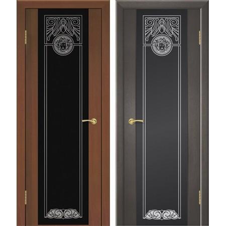 Межкомнатные двери Геона Триплекс Зевс