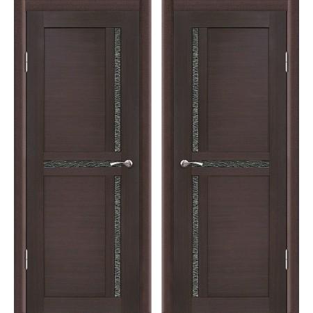 Межкомнатные двери Геона Модерн Дуэт-3