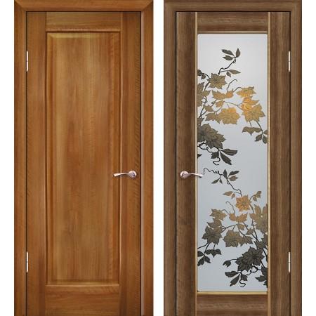 Межкомнатные двери Геона Модерн Орхидея