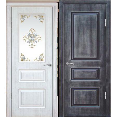 Межкомнатные двери Геона Премиум Афина 3D