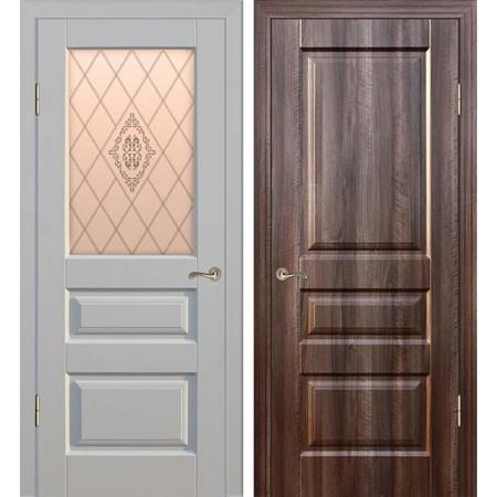 Межкомнатные двери Геона Премиум Афродита