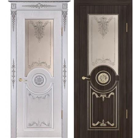 Межкомнатные двери Геона Премиум Аллегра 3D