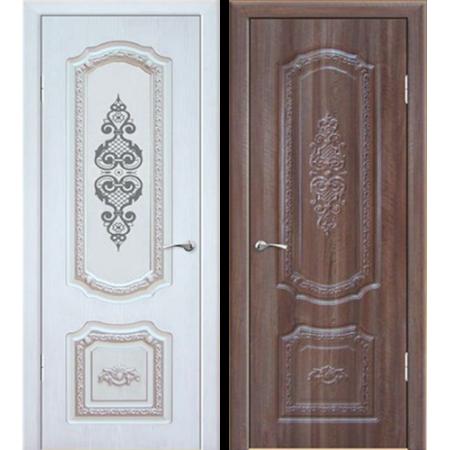 Межкомнатные двери Геона Премиум Богема 3D