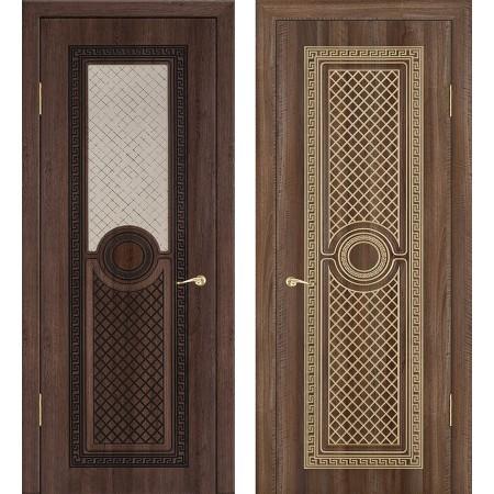 Межкомнатные двери Геона Премиум Данте 3D