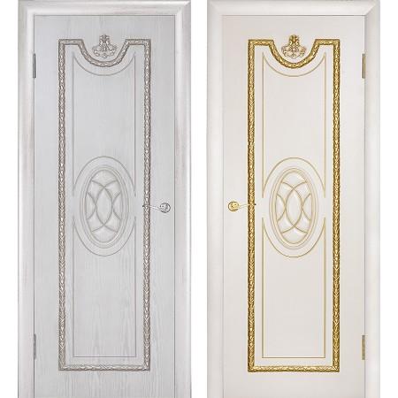 Межкомнатные двери Геона Премиум Колизей 3D