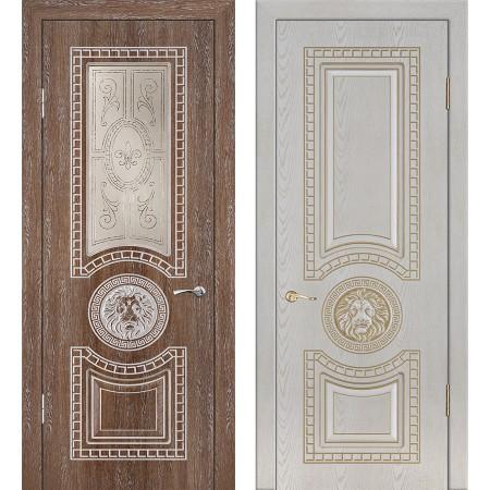 Межкомнатные двери Геона Премиум Лео 3D