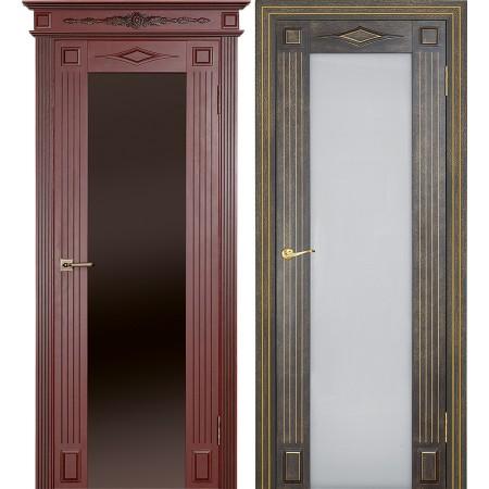 Межкомнатные двери Геона Премиум Палермо 3D