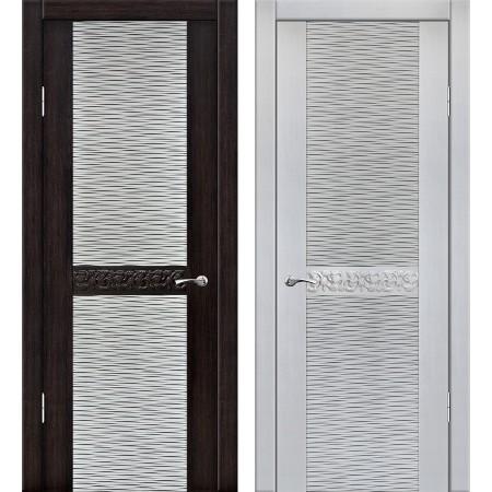 Межкомнатные двери Геона Премиум Рондо 3D