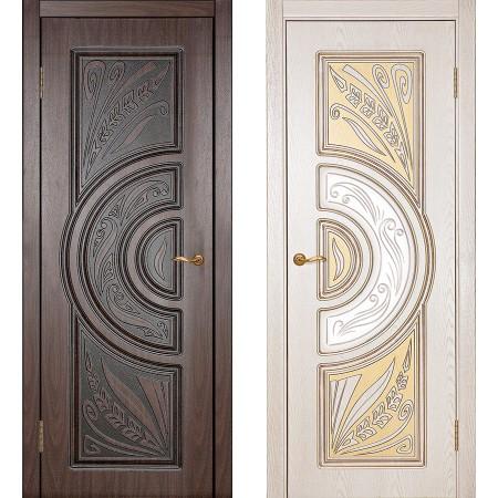 Межкомнатные двери Геона Премиум Соренто 3D