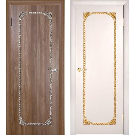 Межкомнатные двери Геона Премиум Турин 3D
