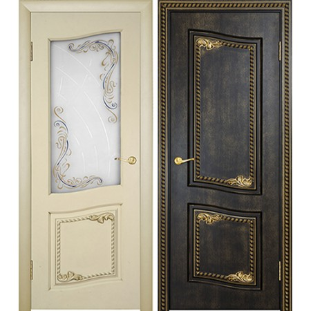 Межкомнатные двери Геона Премиум Велла 3D