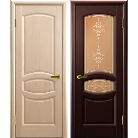 Ульяновские межкомнатные двери Luxor Анастасия