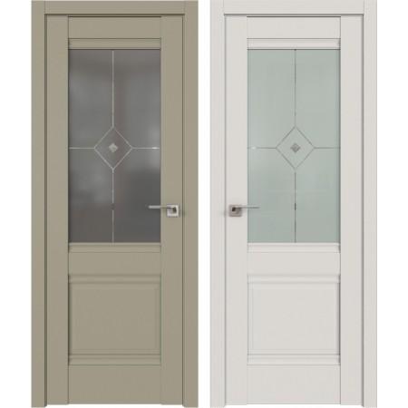 Межкомнатные двери ProfilDoors 2U