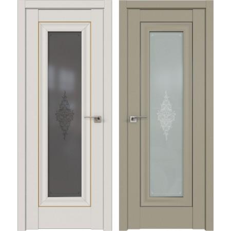 Межкомнатные двери ProfilDoors 24U