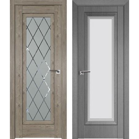 Межкомнатные двери Профиль Дорс 2.86XN