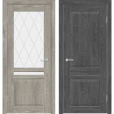 Царговые двери S15