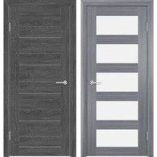 Царговые двери S19
