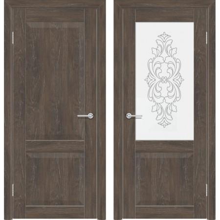 Царговые двери S22