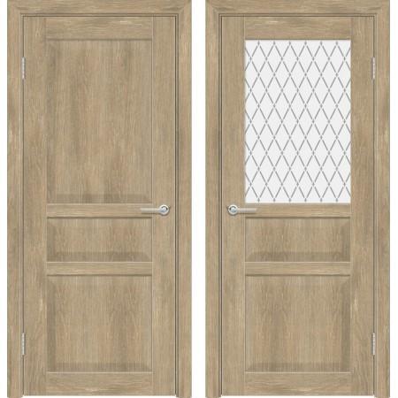 Царговые двери S23