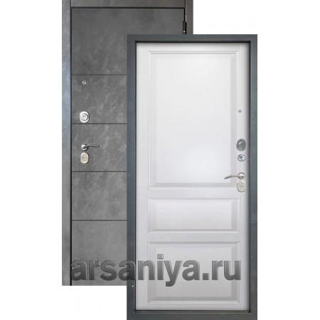 Входная дверь Аргус Люкс 3К 2П Агат-Каролина