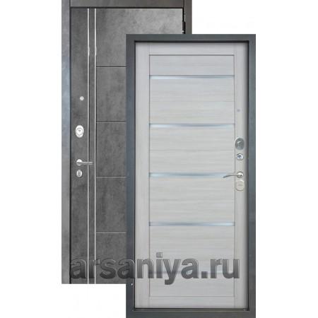 Входная дверь Аргус Люкс 3К 2П Лофт-Александра