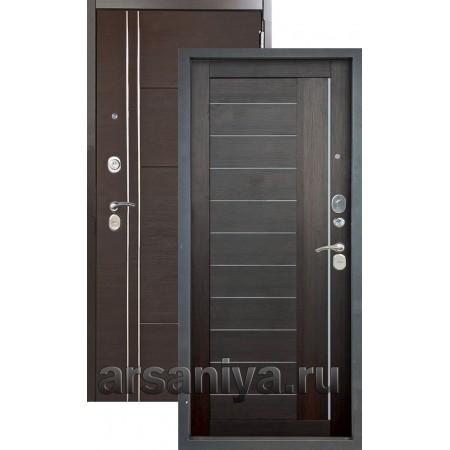 Входная дверь Аргус Люкс 3К 2П Лофт-Диана
