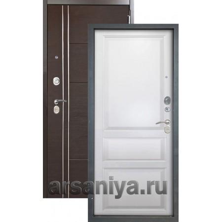 Входная дверь Аргус Люкс 3К 2П Лофт-Каролина