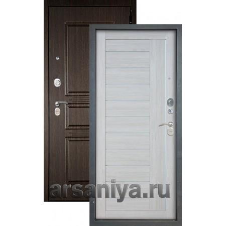 Входная дверь Аргус Люкс 3К 2П Сабина-Диана