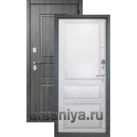 Входная дверь Аргус Люкс 3К 2П Сабина-Каролина
