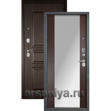 Входная дверь Аргус Люкс 3К 2П Сабина-Вояж