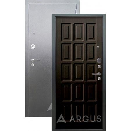 Входная дверь Аргус Люкс 3К Шоколад