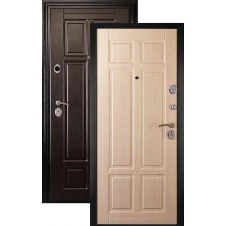 Входная дверь Сударь МД-07 белёный дуб